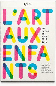 Antonin Faurel: L'Art aux enfants, les Cartes du savoir