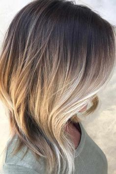 Balayage Hair is all the rage right now. From soft subtle brown tones to more dramatic caramel, you can add flair to your natural brunette color. ** Continue with the details at the image link. #Beauty