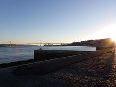 Vista do Cais do Sodré, Lisboa