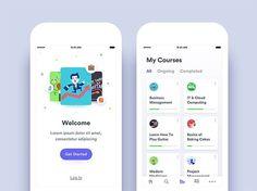 Online course app by Nimasha Perera