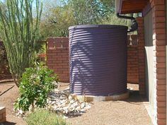 """rainwater cistern.  Going into March 2014 after the driest winter on record we got deluged with 6"""" of rain or nearly 7,000 gallons on our roof in one weekend."""