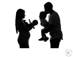 Bridget Corke Photography - Silhouette Newborn Family Photographer Johannesburg: Father And Baby, Baby Silhouette, Photographing Babies, Family Photographer, The Past, Nude, Studio, Portrait, Photography