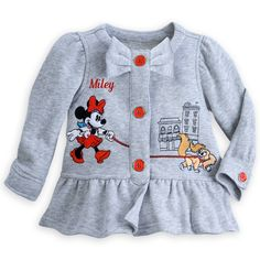 MINNIE MOUSE Woven Jacket – Personalizable