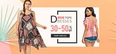 Enjoy this Summer with RoseGal Summer Deals, presenting best percent off deals starting from just $3.00. Avail Rosegal online coupons on Reecoupons, where you can have all the discount coupons and deals for rosegal products.