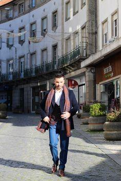 OUTONO/INVERNO 2017/2018 Modelo: Bruno Degardin (Models Factory) #affari #affariuomo #portuguesebrand #menswear #mensfashion #mensstyle #fw2018 #fall #winter