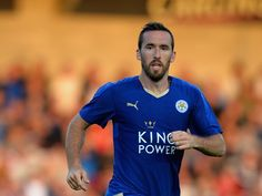 Leicester City left-back Christian Fuchs admits that he could have kissed Chelsea playmaker Eden Hazard after his goal handed the Premier League title to the Foxes. Chelsea Football, Chelsea Fc, Chelsea News, Christian Fuchs, Arsenal Transfer News, Leicester City Fc, Tired Of Waiting, International Football, Latest Sports News
