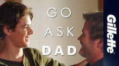 La Festa del Papà con Gillette: Chiedilo a papà