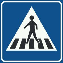 voetgangers-oversteekplaats gemaakt door:roman en justusp