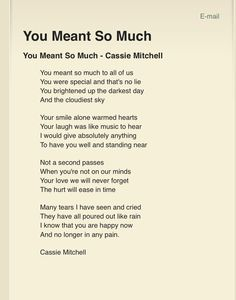 Funeral poems - Missing Quotes QUOTATION Image As the quote says Description Funeral Poems And Quotes Funeral Poems For Nan, Funeral Quotes, Funeral Verses, Funeral Ideas, Funeral Eulogy, Funeral Planning, Dad Poems, Grief Poems, Poems For Mom