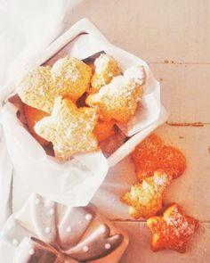 Biscotti natalizi al cocco