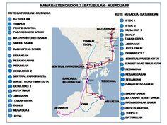 Route 2 Trans Sarbagita
