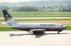 not a match British Airways Boeing 737-236; G-BGJJ@ZRH;11.04.1997 by Aero Icarus, via Flickr