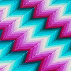 Chevron polymer clay tutorial by Jana Honnerova - to buy from her website