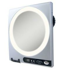 Get a closer, smoother shave with the Z Fogless LED Adjustable Magnification Mirror!