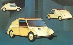 Le corbusier auto a due volumi 1927-1935