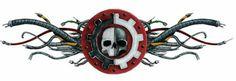 mechanicus symbol - Google Search