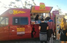 The Callejeando Food Fest is a food truck festival with live music in Sevilla, Spain. Their third festival is scheduled forfor February26 to 28, 2016.
