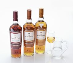 Whisky The Macallan - The 1824 Series