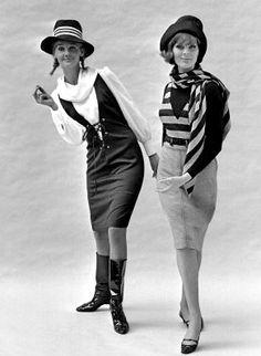 Mary Quant – Chelsea Girl | Coletterie, Photographer John French 1962