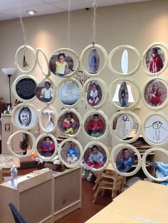 Reggio inspired chandeliers fairy dust teaching for Raumgestaltung reggio