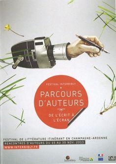 Festival de littérature itinérant en Champagne-Ardenne. Le samedi 30 novembre 2013 à Rethel.