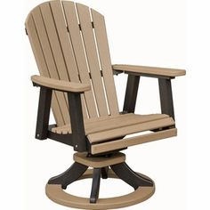 Amish Poly Elite Comfo-Back Outdoor Swivel Rocker Dining Chair Berlin Gardens Collection The perfect compliment to your Garden Classic Table, our Elite Comfo-Back Outdoor Swivel Rocker will provide you will comfort and style. Outdoor Rocking Chairs, Patio Chairs, Adirondack Chairs, Dining Chairs, Outdoor Wood Furniture, Amish Furniture, Furniture Stores, Cheap Furniture, Garden Furniture