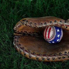 That's a cool baseball...