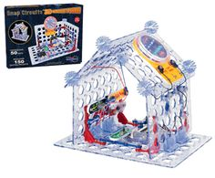 3D Illumination Snap Circuits Kit is the latest Snap Circuits set. Delight young inventors and grown-up tinkerers with these fun, educational science kits. AT ComputerGear.com.