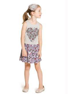 Gostei deste produto do Portal Posthaus! Vestido Mineral Kids