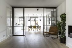 Portfolio - Studio Binnen Living Room Divider, Living Room Lounge, Interior Photography, Home And Living, Living Room Designs, Decoration, Kitchen Decor, Interior Design, Furniture