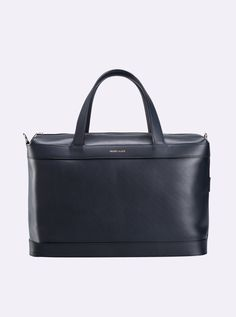 AW15 Nomad Travel Bag from #MaisonUllens #MadeinFrance #Bag #Leather