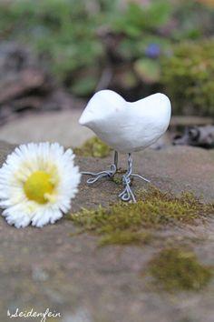 seidenfeins Blog vom schönen Landleben: Vögelchen * DIY * little birds