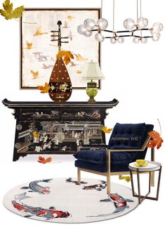 ——Andrew HE Chinese Interior, Chinese Furniture, Asian Decor, Interior Decorating, Interior Design, Curtain Designs, Eclectic Decor, Furniture Styles, Chinese Style