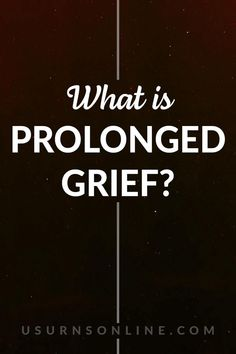 Are you, or someone you know, experiencing prolonged grief? Learn how to cope with this form of grief and more with this helpful article #prolongedgrief #stagesofgrief Feeling Stuck, How Are You Feeling, Dealing With Grief, Stages Of Grief, Grief Loss, Losing A Loved One, Things To Know, Memories, Feelings