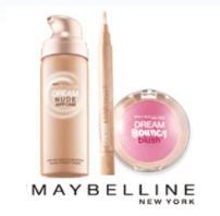 Save $1.00 on Maybelline New York Dream Products
