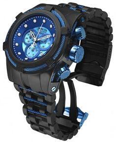 Invicta 12751 Men's Reserve Bolt Zeus Swiss Made Quartz Chronograph Watch