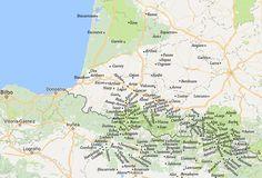 Euskara Gaskonian, Aragoien, Lleidan, Andorran eta askoz gehiago!
