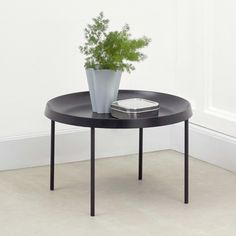 Designed by GamFratesi, the Hay Tulou Coffee Table is inspired by the traditional design of a tray table and the practical elements which it has to offer. Coffee Van, Kona Coffee, Black Coffee Tables, Coffee Table Tray, Best Starbucks Coffee, Design Studio, Traditional Design, New Homes, Stuff To Buy