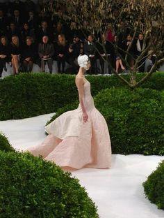 Christian Dior Haute Coutureby Raf Simons Spring 2013