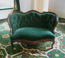 Canapé (furniture) - Wikipedia