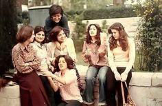Afghan women before the war