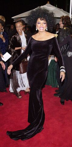 Diana Ross at the annual NAACP Image Awards in Pasadena, California, February 2000 Evan Ross, Celebrity Babies, Celebrity News, Diana Ross Style, Diana Ross Supremes, Jazz, Graydon Carter, Tracee Ellis Ross, Black Actors