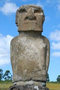 An Introduction to: Easter Island Easter Island, Civilization, South America, Places To Travel, Garden Sculpture, Statue, Outdoor Decor, Art, Art Background