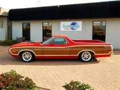 1970-71 Ford Ranchero ~ Shaker Hood & Woodgrain??? ( I know they had both but never seen together) GT? Factory??? <3<3<3!!!!