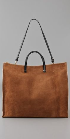 Must: Transform old Mailcarrier bag. inspired by clare vivier