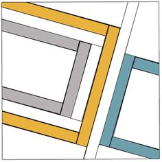 Sewing Block Quilts Modern Block of the Month (BOM) ~ April Sew-Along Strip Quilt Patterns, Strip Quilts, Boy Quilts, Pattern Blocks, Block Patterns, Quilting Projects, Quilting Designs, Modern Quilt Blocks, Modern Quilting