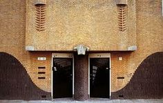 amsterdamse school architecture - Google Search