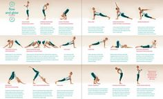 moon salutations by Shiva Rea