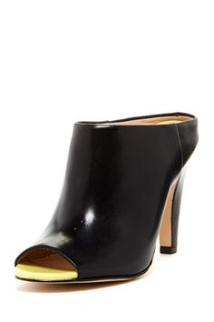 French Connection Randy Peep Toe Mule by Non Specific on @HauteLook