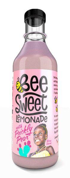 BeeSweet Lemonade with Prickly Pear